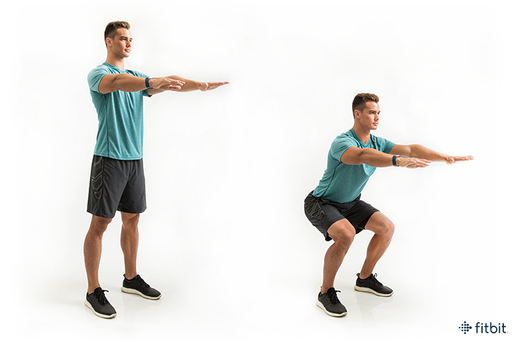 How to Do a Perfect Squat (Plus, 3 Next-Level Variations