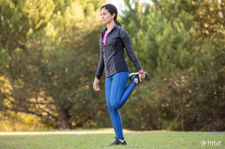 stretching routine for walkers