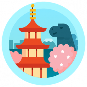 Fitbit Badges: Japan
